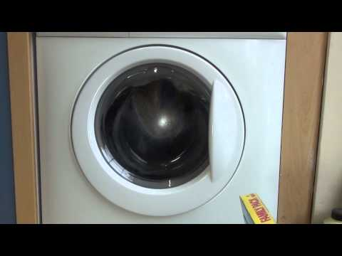 Zanussi Aquafall ZWHB7160 Washing Machine Spin only 1600rpm
