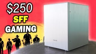 Can This SFF $250 Gaming PC Play RDR2....!?