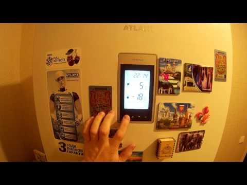 Настройка температуры в отделениях холодильника АТЛАНТ ХМ-4421-009-ND