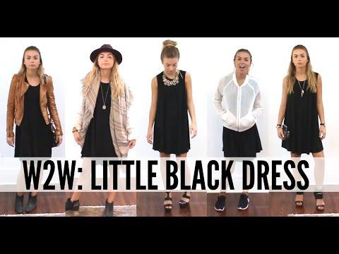 Ways to Wear: The Little Black Dress