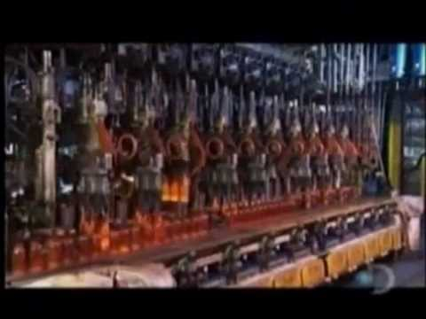 wine article How Its Made Glass Bottles