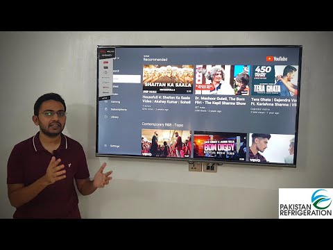 """TCL P8S UHD AI Android LED Review 2019 Pakistan 
