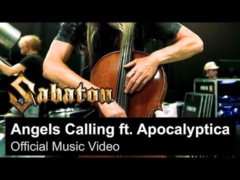 SABATON (Tradução) – Angels Calling (Letra) ft. Apocalyptica