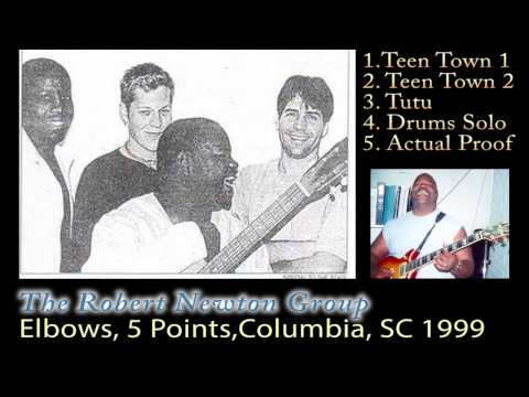 The Robert Newton Group (Audio) Live from Elbows - Columbia, SC 1999