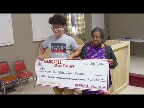 'See you in court' aunt tells nephew after $1.2-million Chase the Ace win