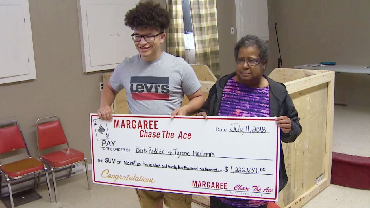'See you in court' aunt tells nephew after $1 2-million Chase the Ace win