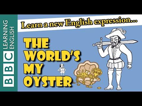 The world's mine oyster - Shakespeare Speaks