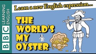 The world's mine oyster - Shakespeare Speaks
