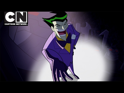 Justice League Action | Joke's On You | Cartoon Network