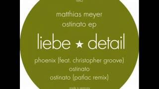 Matthias Meyer feat. Christopher Groove - Phoenix (Original Mix)