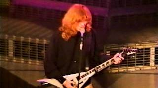 Megadeth - Countdown To Extinction (Live In Osaka 1995)