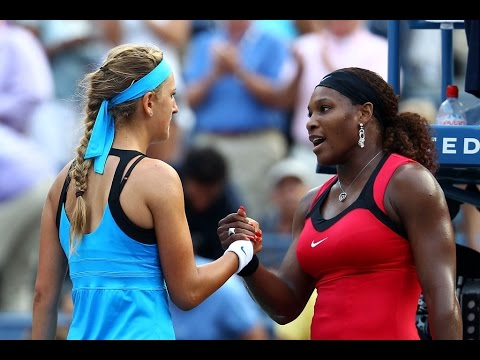 Serena Williams vs Victoria Azarenka 2011 US Open Highlights
