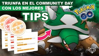 LA CLAVE POR LA QUE NO PUEDES PERDERTE EL COMMUNITY DAY DE TURTWIG 🐢 - Pokemon Go [LioGames]