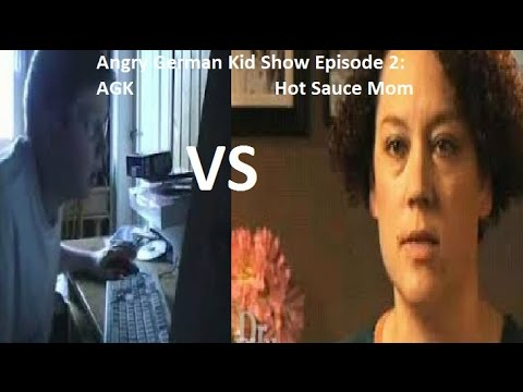 angry german kid show episode 2 agk vs hot sauce mom youtube. Black Bedroom Furniture Sets. Home Design Ideas