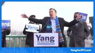 Andrew Yang Mayoral Announcement Livestream