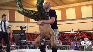 [Free Match] AR Fox v. Nick Gage | Beyond Wrestling #Vitality (Lucha Underground EVOLVE GCW CZW PWG)