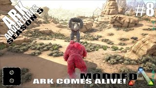 ARK Adventures Season 5 #8 - Ark Comes Alive Moving Day!