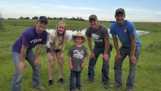 A Day On the Farm With Macey Hensley and the Peterson Farm Bros