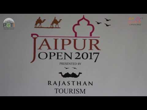 Jaipur Open 2017 - Rd 1 Leader