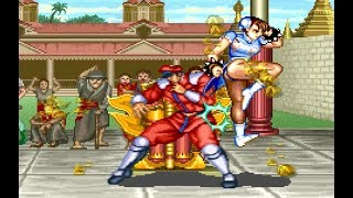 Street Fighter ll:The World Warrior - Chun Li [[TAS]] 2 HD 1080p 60fps