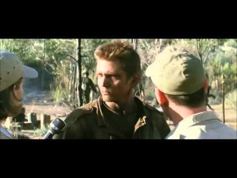 """""""We Were Soldiers"""" Reporter Scene"""
