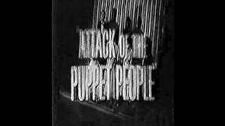 Attack of the Puppet People (1958) - Trailer