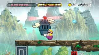 Wario Land: Shake It! -- Wreck Train MP3+Download