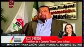 Gutiérrez llegaba y decía  me llevo a la número '6' - Rosi Orozco