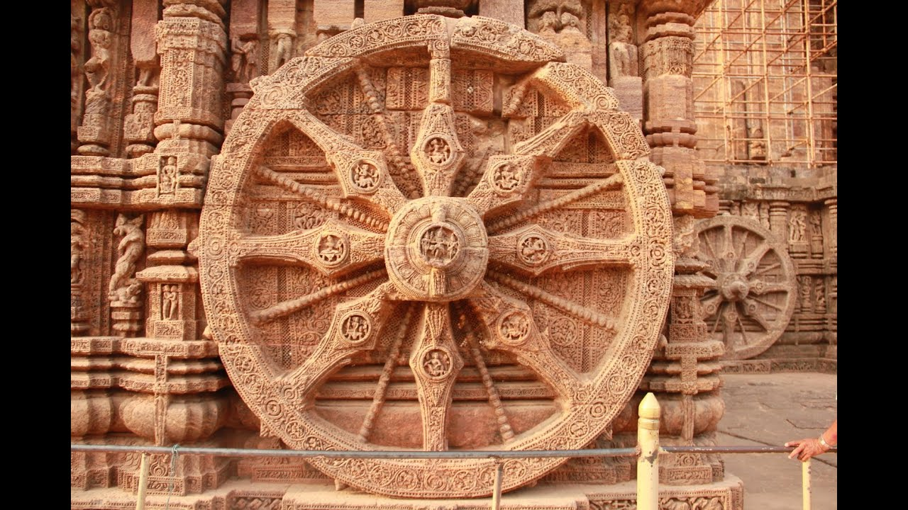 Image result for konark sun temple sundial