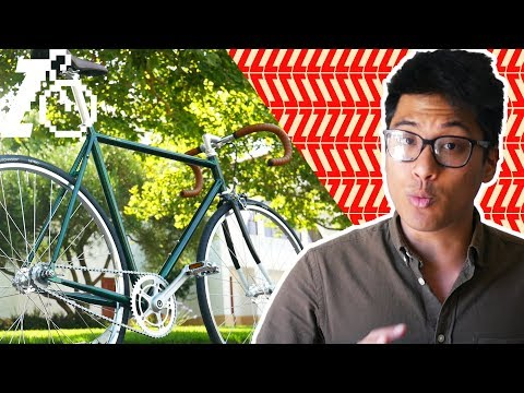 How to Start Riding Fixed Gear Bikes