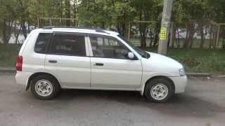 Ответ тазоводам от владельца Mazda Demio (Ford Festiva Mini Wagon)