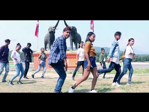 """BARIKHA"" Hemant Sharma (official Music Video) by Rahul Shah VIBE & WAVE / Cover Dance video"