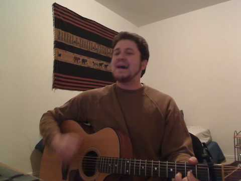 Scott Seltzer - Dan Bern Cover -