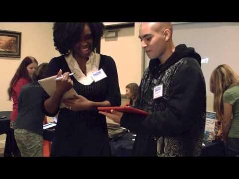 Northwest Prep Charter School at Ed Tech Showcase 2013