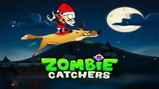 NEW BEGINNING zombie catchers from 45 lvl to 46 lvl