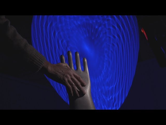 Radiodrum - by man's hand-official video