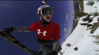 Bobby Brown Goes Huge at Red Bull Megaslope 2013
