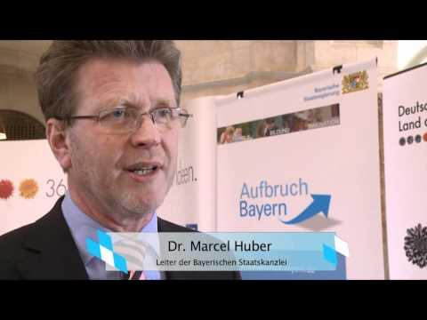 Preisträgerempfang in Bayern 2011