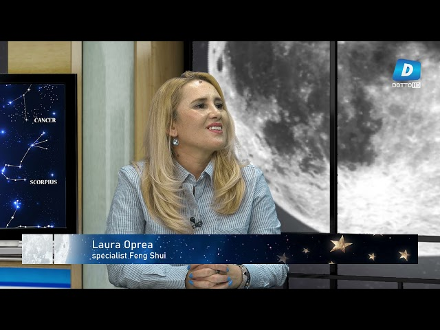 EZOTERIC - invitat Laura Oprea   11 Mai 2021