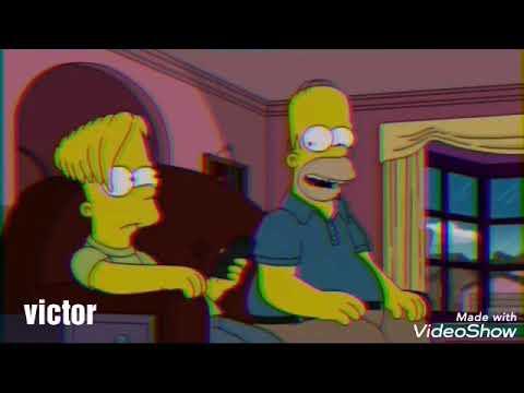 Trevor Daniel - Falling (os Simpsons