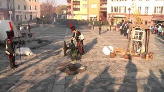 Obchody 11 listopada Sobótka - rekonstrukcja historyczna