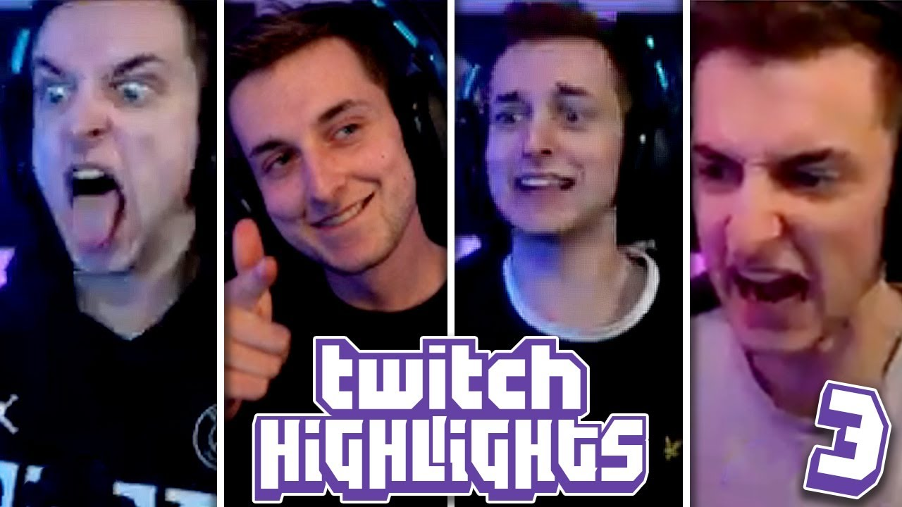 LIVESTREAM HIGHLIGHTS 3 - Pain - Twitch Best of