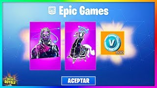 COMMENT POUR GET NEW GALAXY PACK REWARDS à Fortnite (GALAXY Skin Pack)