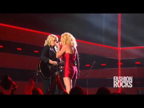 "Miranda Lambert - ""Little Red Wagon"" Live At Fashion Rocks 2014"