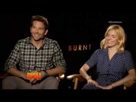 We Dish With The Cast Of 'Burnt'