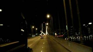 Bay Bridge San Francisco at night