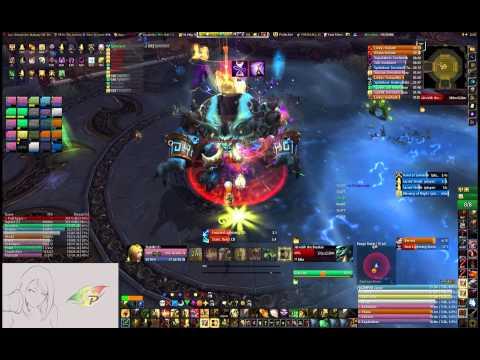 Our Jin'rokh the Breaker - 25 Man Kill