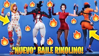 """*NEW* THE Most """"Attractive"""" Skins OF FORTNITE With The Dance *GOZALO*"""