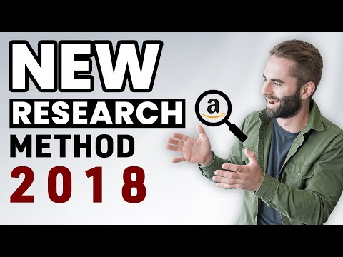 [2018] How To Do Amazon FBA Product Research for Private Label