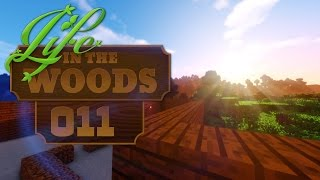 MINECRAFT [011] [Ein feiner Fußboden aus Marmor] LIFE IN THE WOODS] [LitW] [Deutsch German] thumbnail